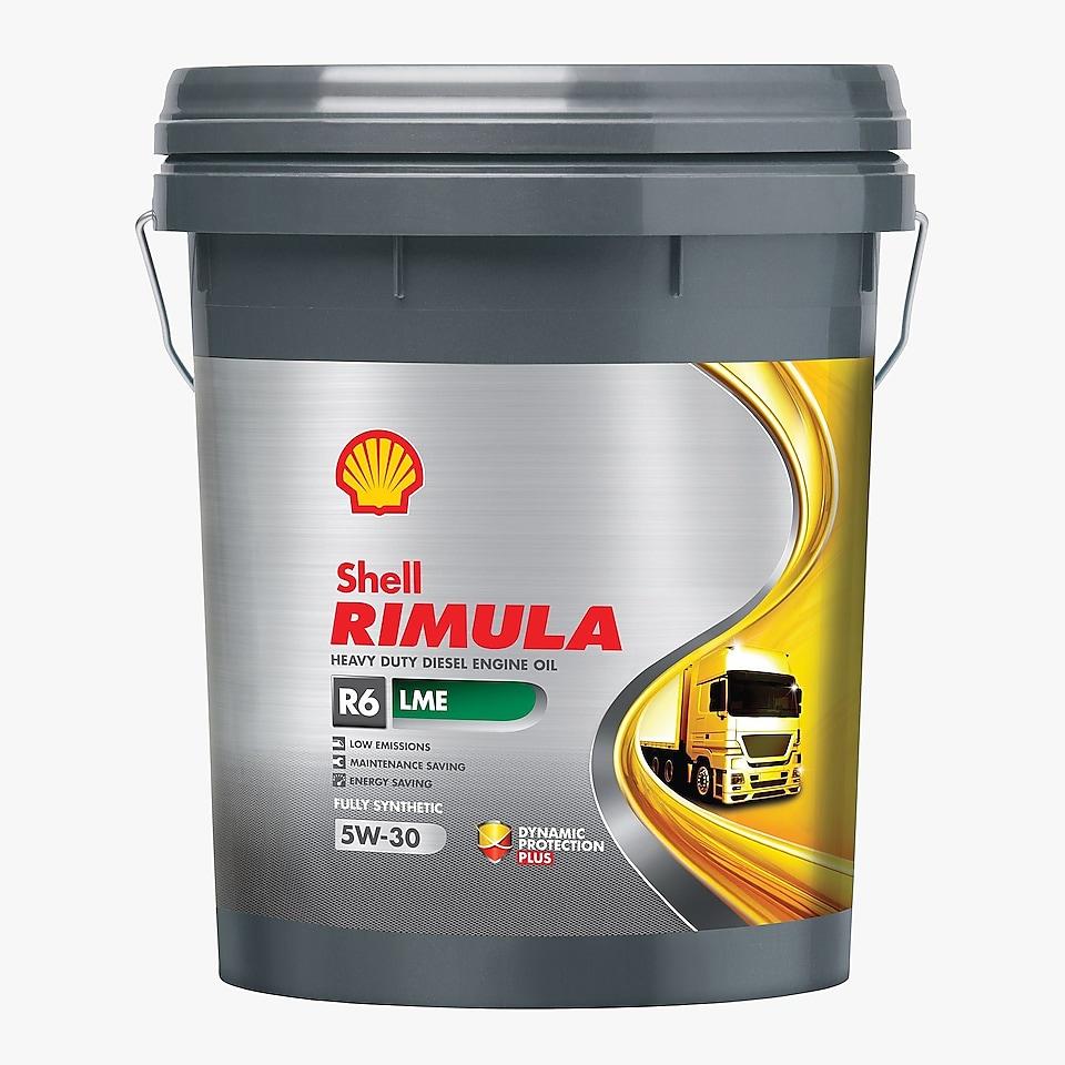 Shell Rumula R6 LME Plus